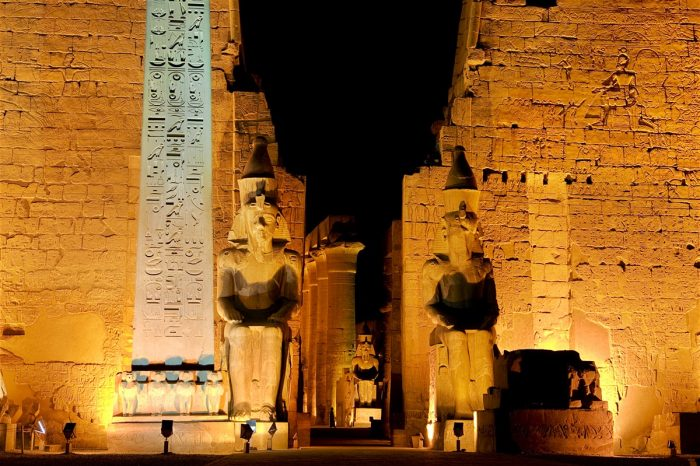 Luxor by plane One Day Trip