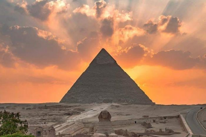 Cairo by Plane from Sharm el Sheikh One Day trip